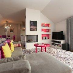 Отель Charming Penthouse with Private Terrace Лиссабон комната для гостей фото 3