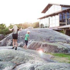 Отель Arken Hotel & Art Garden Spa Швеция, Гётеборг - отзывы, цены и фото номеров - забронировать отель Arken Hotel & Art Garden Spa онлайн спортивное сооружение