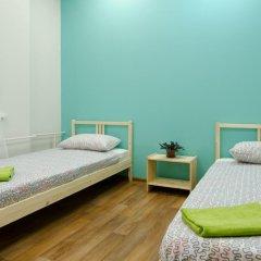 Хостел Воздух Красноярск Кровать в женском общем номере с двухъярусной кроватью фото 3