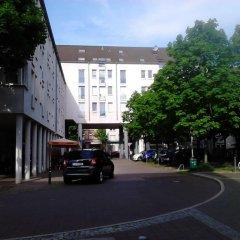 Отель Ferienwohnung nähe Uniklinik парковка