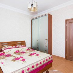 Апартаменты Apartments Elite near Sovetskaya subway station комната для гостей фото 5