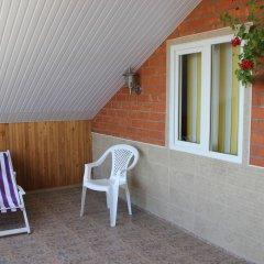 Приветливый Гостевой Дом балкон