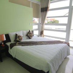 Отель Chau Plus Homestay 3* Стандартный номер с различными типами кроватей фото 10