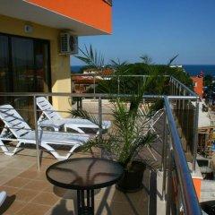 Hotel Rusalka балкон