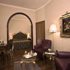 Hotel Vittoria 5* Улучшенный люкс с различными типами кроватей фото 5
