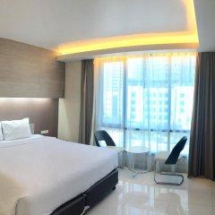 Отель Avatar Residence Бангкок комната для гостей