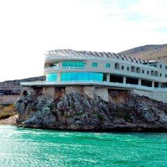 Отель Prince of Lake Hotel Албания, Шенджин - отзывы, цены и фото номеров - забронировать отель Prince of Lake Hotel онлайн пляж