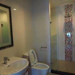 Отель Pixel Cape Panwa by Nongrit ванная фото 2