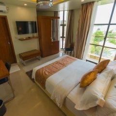 Отель Unima Grand 3* Улучшенный номер с различными типами кроватей фото 7