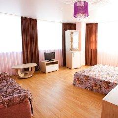 Гостевой Дом Юнона Студия с различными типами кроватей фото 2