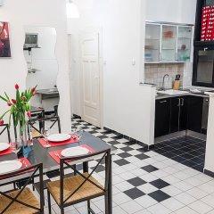 Апартаменты Black & White Apartment Будапешт в номере фото 2