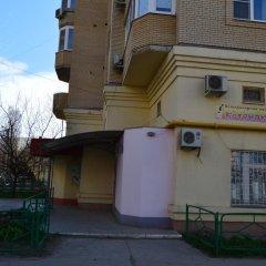 Апартаменты Apartments on Moskovskaya Street парковка