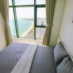 Апартаменты Sunrise Ocean View Apartment Семейные апартаменты фото 8