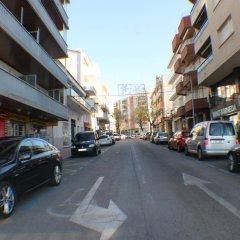 Отель Agi Sant Jordi Курорт Росес парковка