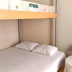 Kevin's Hostel Кровать в общем номере двухъярусные кровати фото 2