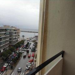 Hotel Oceanis Kavala 3* Стандартный номер с различными типами кроватей