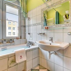 Апартаменты Royal Apartments - Apartament Sydney Сопот ванная фото 2