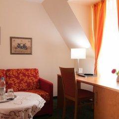 Hotel Grünwald удобства в номере фото 2