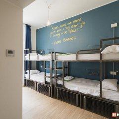 Отель Ostello Bello Grande Кровать в общем номере с двухъярусной кроватью фото 8