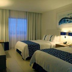 Отель Holiday inn Acapulco La Isla 3* Люкс с различными типами кроватей