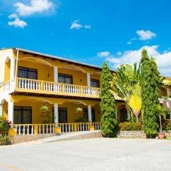 Hotel Antigua Comayagua парковка