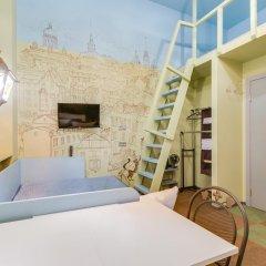 Мини-отель 15 комнат 2* Стандартный семейный номер с разными типами кроватей фото 4