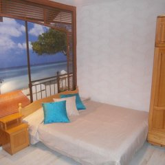 Отель Guest House Morska Zvezda Поморие комната для гостей фото 4
