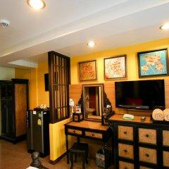 Отель Sabai Sabai @ Sukhumvit 3* Номер Делюкс фото 12