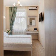 Гостиница Asiya Стандартный номер двуспальная кровать фото 22
