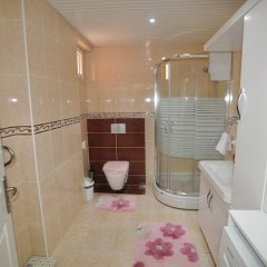 Отель Comfort Appartments Alanya ванная
