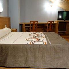 Hotel Reyes de León комната для гостей фото 5