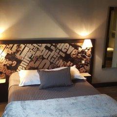 Отель Café Hôtel de lAvenir 2* Стандартный номер с различными типами кроватей фото 2