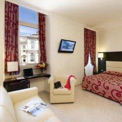 Hotel Anglo Americano 4* Стандартный номер с различными типами кроватей фото 3