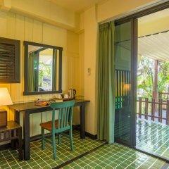 Krabi City Seaview Hotel 2* Номер Делюкс с различными типами кроватей фото 4