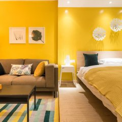 Guangzhou Jinzhou Hotel 3* Стандартный номер с различными типами кроватей фото 9