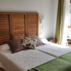 Отель Hostal Restaurante Nevandi Стандартный номер с различными типами кроватей фото 5