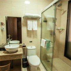 Отель Lan Kwai Fong Garden Hotel Китай, Сямынь - отзывы, цены и фото номеров - забронировать отель Lan Kwai Fong Garden Hotel онлайн ванная