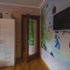 Мини-Отель Три Зайца Стандартный номер с 2 отдельными кроватями (общая ванная комната) фото 10