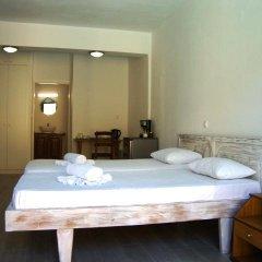 Отель Creta Seafront Residences 2* Улучшенный номер с различными типами кроватей фото 27