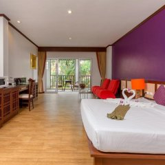 Отель Timber House Ao Nang 3* Улучшенный номер с различными типами кроватей фото 4