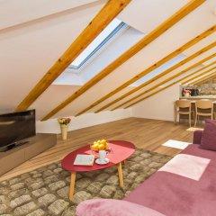 Отель Dubrovnik Luxury Residence-L`Orangerie 4* Апартаменты с различными типами кроватей фото 5