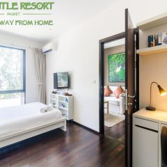 Отель The Title Phuket 4* Номер Делюкс с различными типами кроватей фото 12