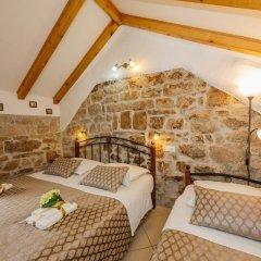 Отель Villa Spaladium 4* Студия Делюкс с двуспальной кроватью фото 4