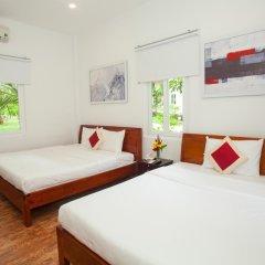Отель Homestead Phu Quoc Resort 3* Бунгало Делюкс с различными типами кроватей фото 8