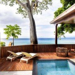 Отель The Remote Resort, Fiji Islands 4* Вилла с различными типами кроватей фото 3