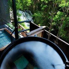 Отель Syosuke No Yado Takinoyu Япония, Айдзувакамацу - отзывы, цены и фото номеров - забронировать отель Syosuke No Yado Takinoyu онлайн балкон