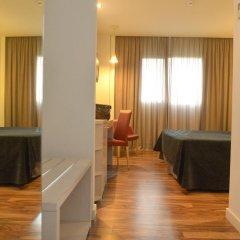 Hotel Táctica 4* Стандартный номер с различными типами кроватей фото 7