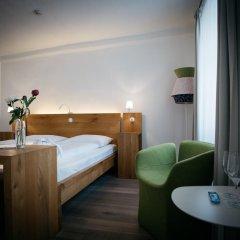 Отель Arthotel Blaue Gans 4* Стандартный номер с различными типами кроватей фото 5