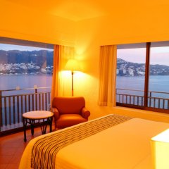Отель Holiday Inn Resort Acapulco балкон