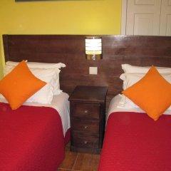Отель Residencial Faria Guimarães Номер Эконом разные типы кроватей фото 5